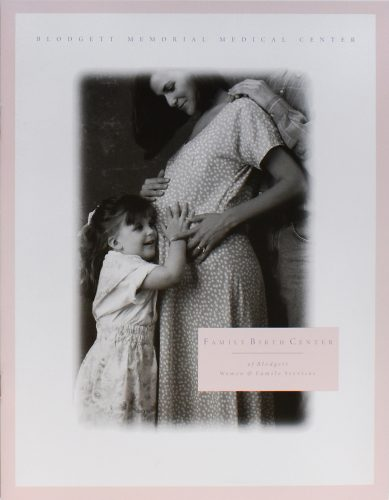 Family Birth Center Brochure