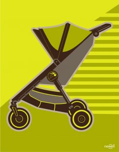 Baby Jogger Brand Poster
