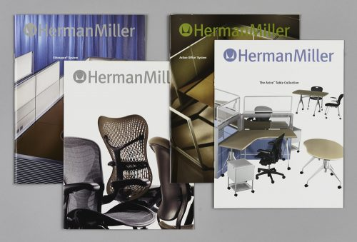 Herman Miller Product Literature System