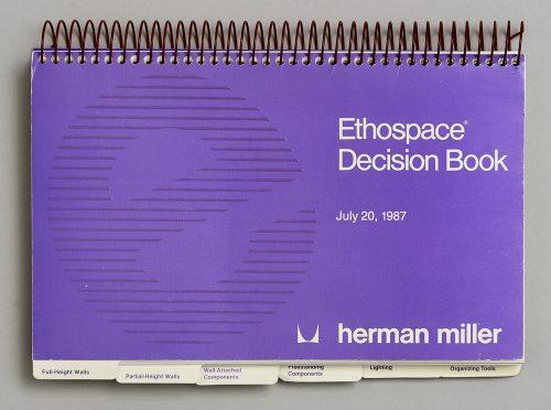 Ethospace Decision Book