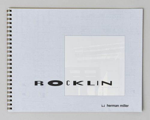 Herman Miller Rocklin Facility Book