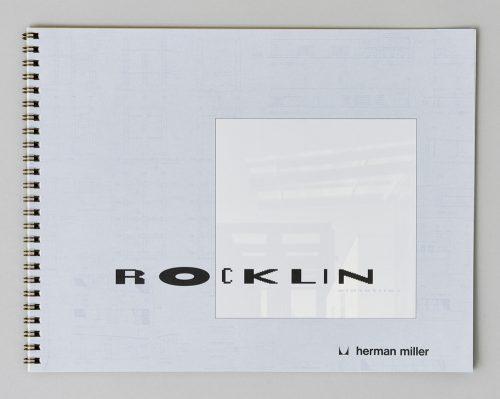 Herman Miller Rocklin Facility Book