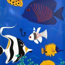 Fish Picnic Poster