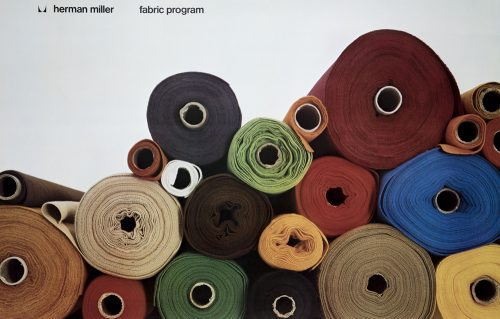 Fabric Program Poster