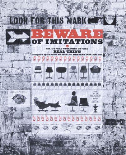 Beware Of Imitations