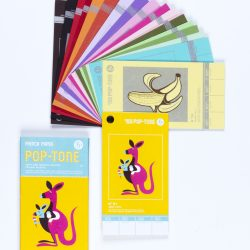 French Pop-Tone Paper Swatchbook