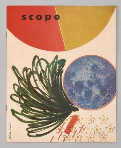 Scope Magazine, Vol II,  #5
