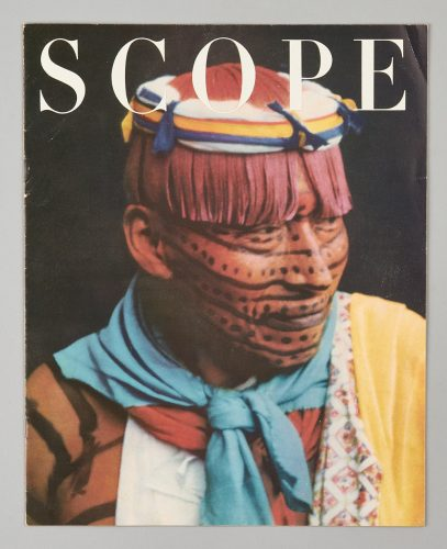 Scope Magazine, Vol III,  #4