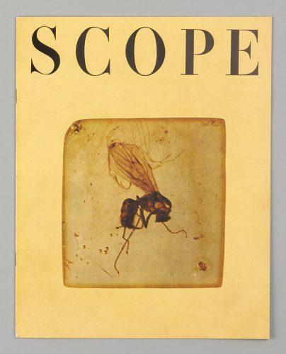 Scope Magazine, Vol III,  #10