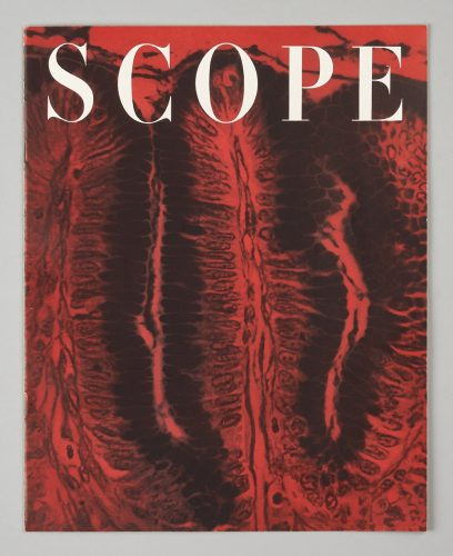Scope Magazine, Vol III,  #12