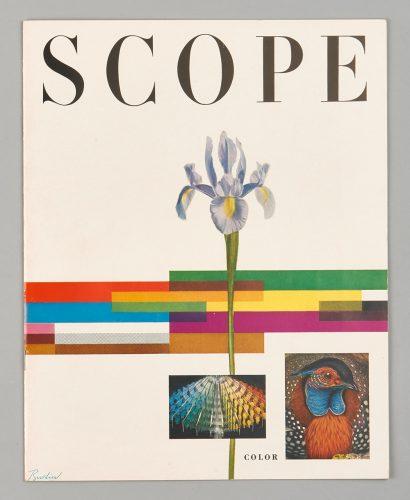 Scope Magazine, Vol IV,  #1