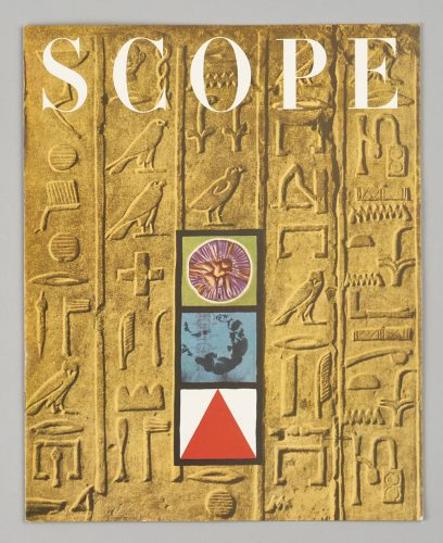 Scope Magazine, Vol IV,  #6
