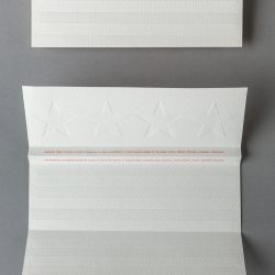 WMU Graphic Design Exhibition Invitation
