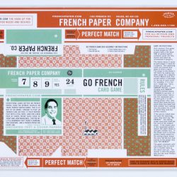 Go French Card Game