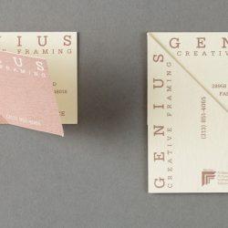 Genius Business Card